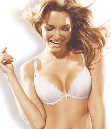 Wonderbra - Chic Lace Bra White